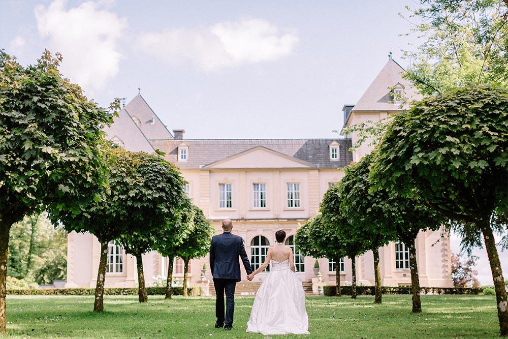 Mariage au Château du bois d'Arlon