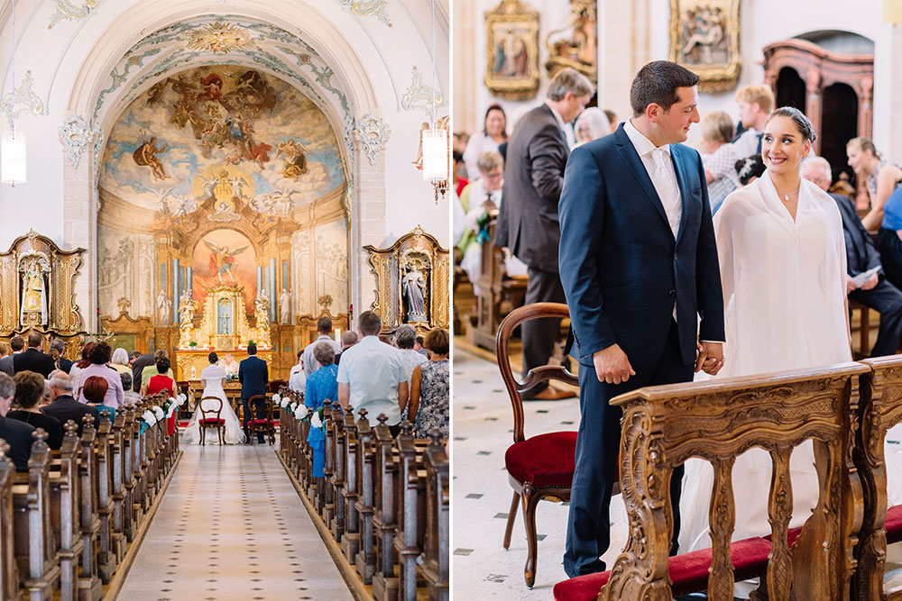 Mariage à l'Orangerie de Mondorf-les-Bains