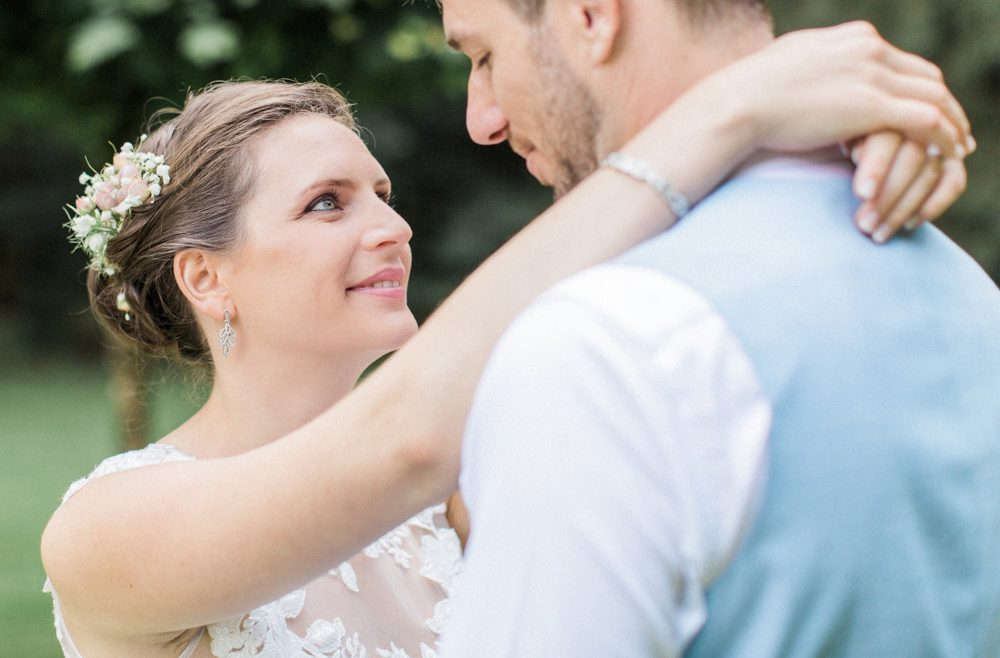 Mariage élégant au Château du Bois d'Arlon