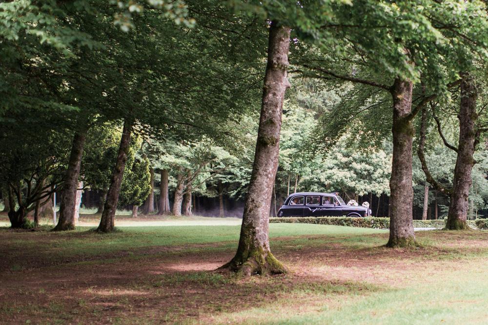 Mariage au Château du Bois d'Arlon en Belgique - Nicolas Giroux Photographe